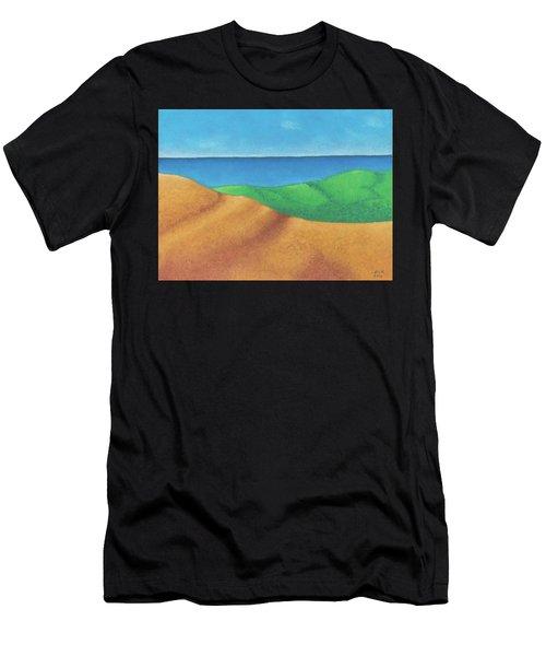 Ocean Daybreak Men's T-Shirt (Athletic Fit)