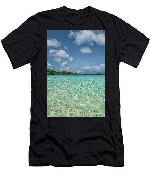 Ocean For Miles Men's T-Shirt (Athletic Fit)