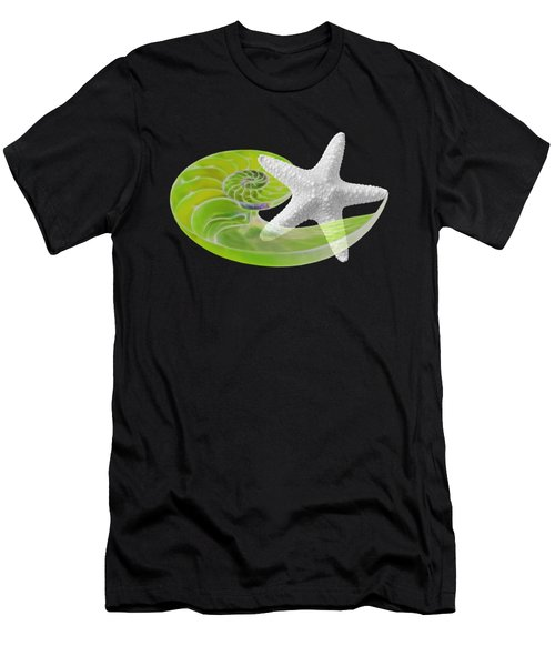 Ocean Fresh Men's T-Shirt (Athletic Fit)