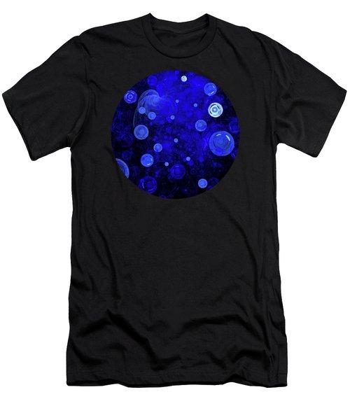 Ocean Gems Men's T-Shirt (Slim Fit) by Menega Sabidussi