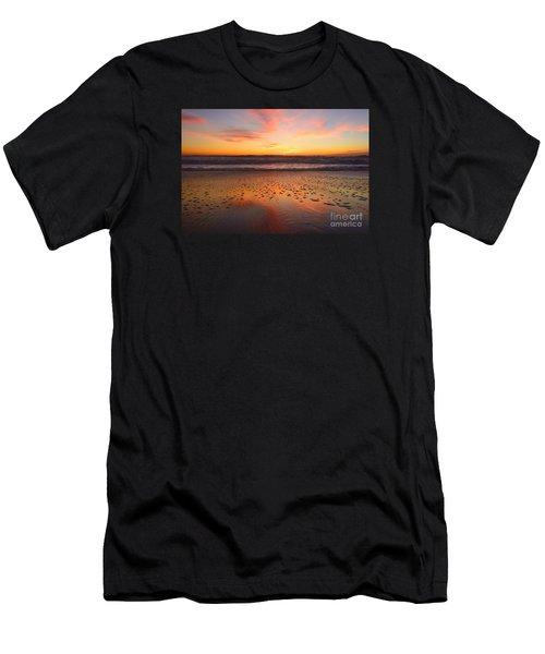 Ocean Light Men's T-Shirt (Athletic Fit)