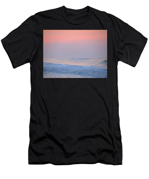 Ocean Peace Men's T-Shirt (Athletic Fit)