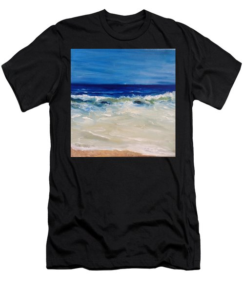 Ocean Roar Men's T-Shirt (Athletic Fit)