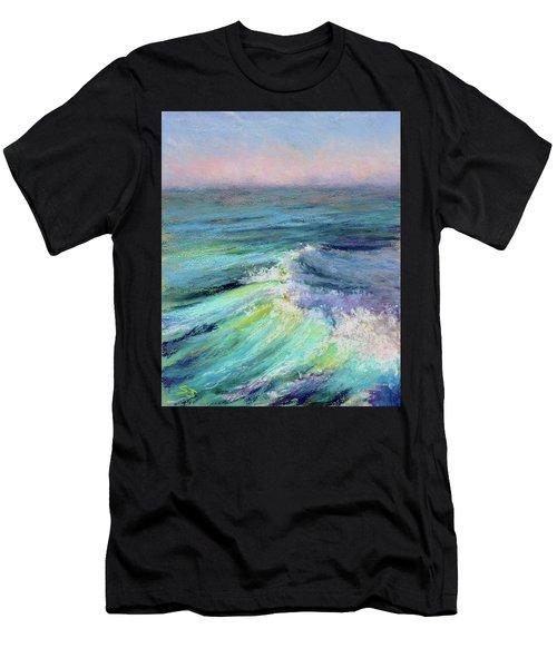 Ocean Symphony Men's T-Shirt (Athletic Fit)