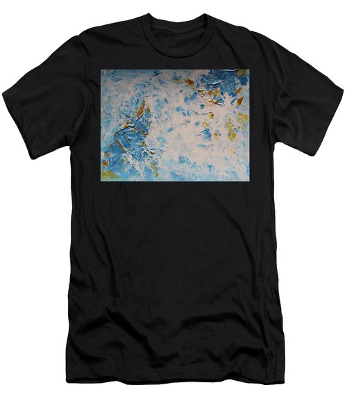 Ocean Whisper Men's T-Shirt (Athletic Fit)