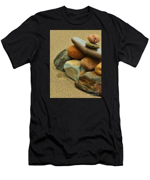 Ocean's Art Men's T-Shirt (Athletic Fit)