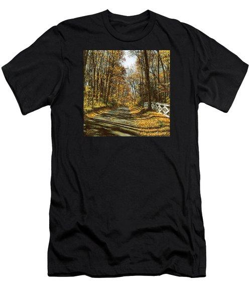October Backroad Men's T-Shirt (Athletic Fit)