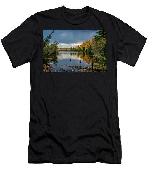 October Storm Men's T-Shirt (Athletic Fit)