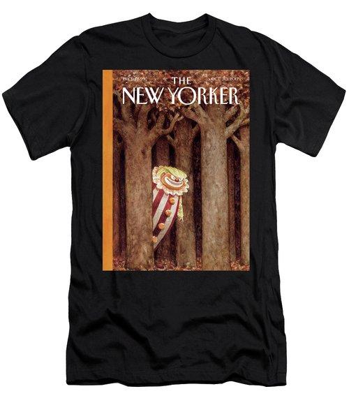 October Surprise Men's T-Shirt (Athletic Fit)