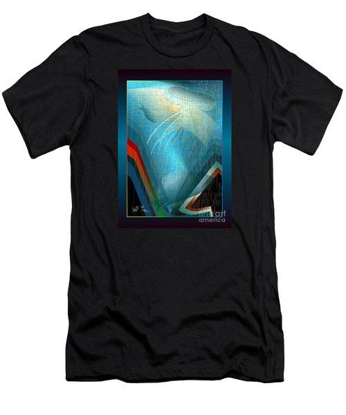 Octopus Men's T-Shirt (Athletic Fit)