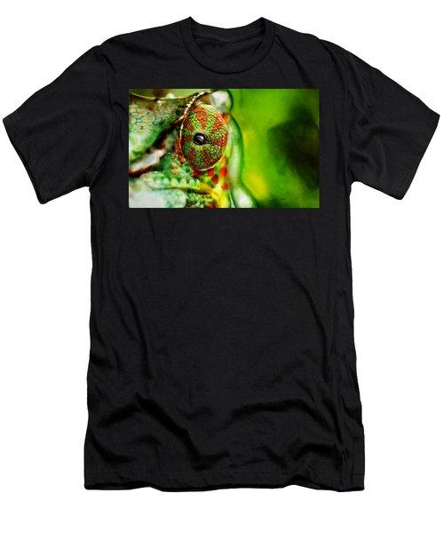 Octupus ..  Men's T-Shirt (Athletic Fit)