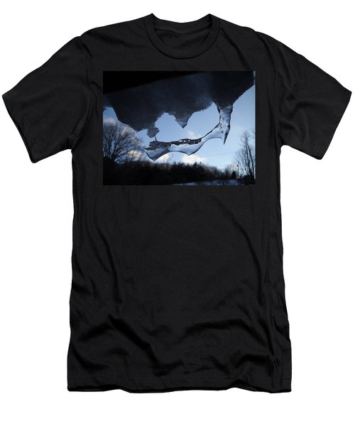 Odd Icicle Men's T-Shirt (Athletic Fit)