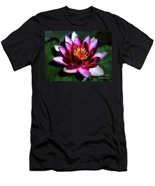 Ode To The Water Lily Men's T-Shirt (Athletic Fit)