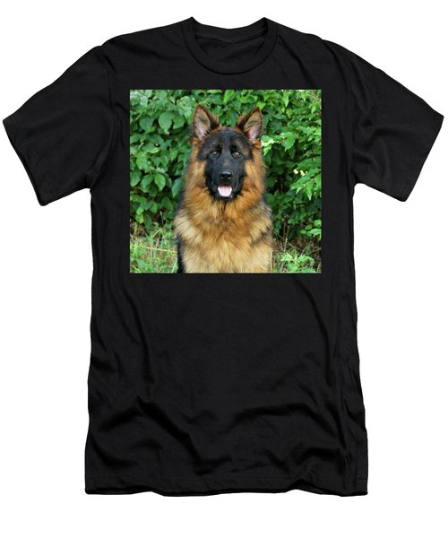 Men's T-Shirt (Slim Fit) featuring the photograph Oden by Sandy Keeton