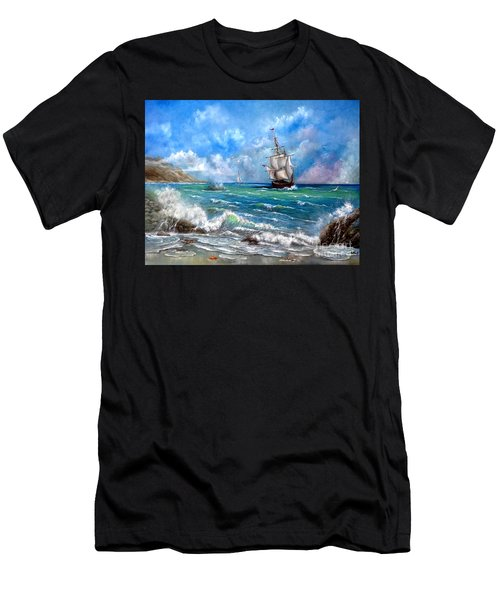 Odessa Men's T-Shirt (Athletic Fit)