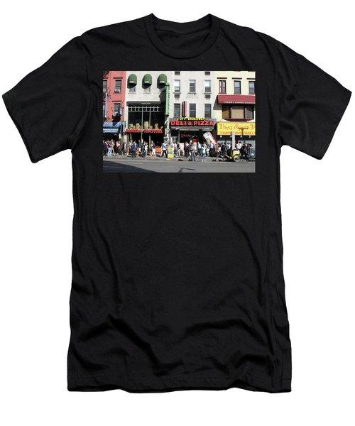 Off Broadway Men's T-Shirt (Athletic Fit)