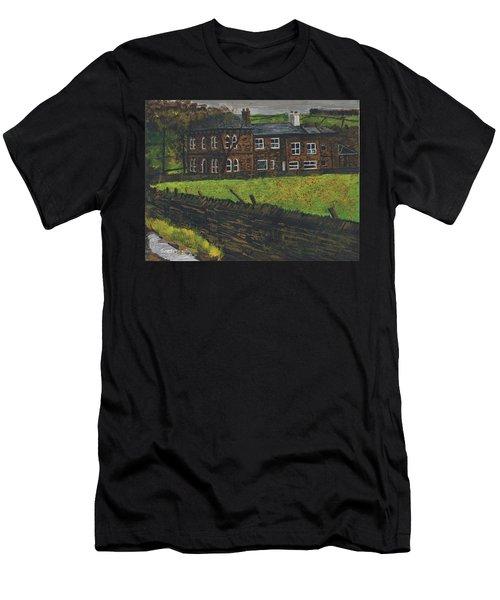 Off Hossock's Lane Men's T-Shirt (Athletic Fit)