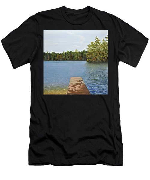 Off The Dock Men's T-Shirt (Athletic Fit)