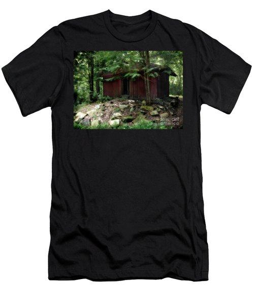 Off The Grid Men's T-Shirt (Athletic Fit)