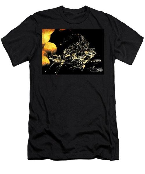 Off The Rails Men's T-Shirt (Athletic Fit)