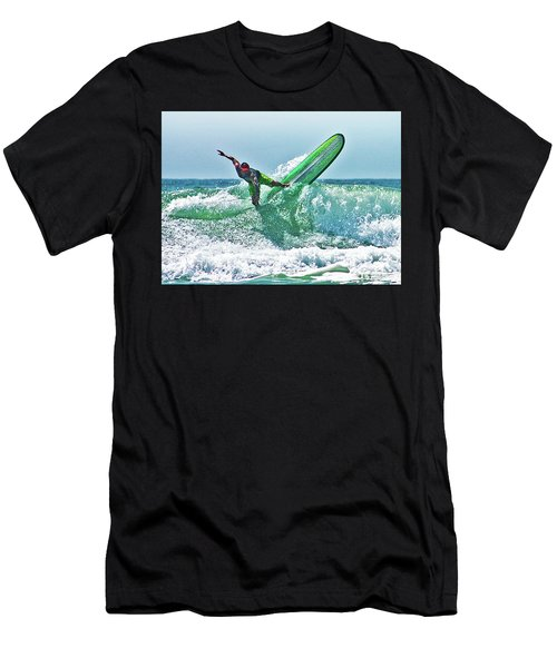 Off The Top Men's T-Shirt (Athletic Fit)