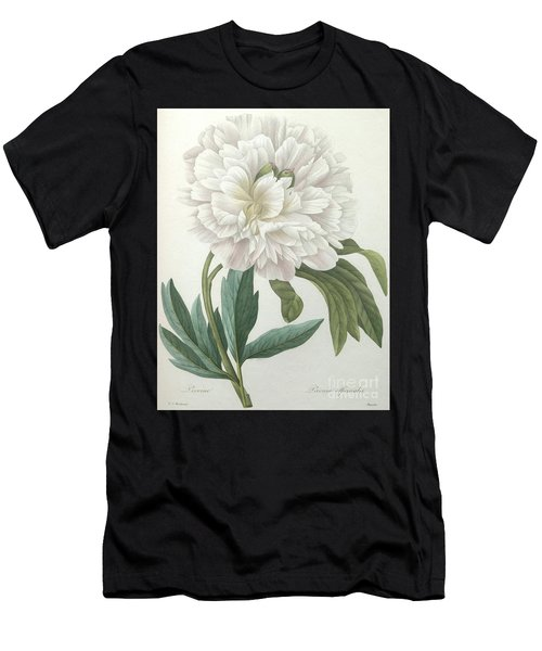 Official Peony Men's T-Shirt (Athletic Fit)