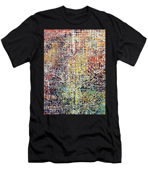 19-offspring While I Was On The Path To Perfection 19 Men's T-Shirt (Athletic Fit)