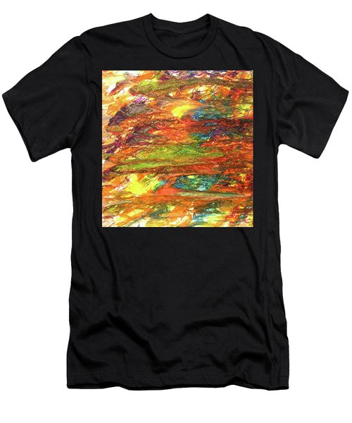 5-offspring While I Was On The Path To Perfection 5 Men's T-Shirt (Athletic Fit)