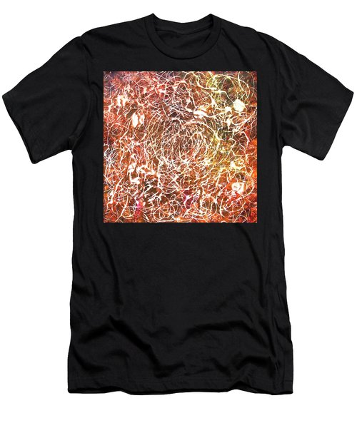 7-offspring While I Was On The Path To Perfection 7 Men's T-Shirt (Athletic Fit)