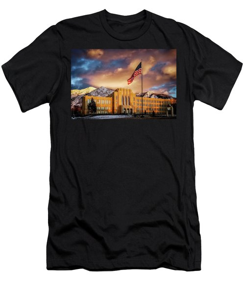 Ogden High School At Sunset Men's T-Shirt (Athletic Fit)