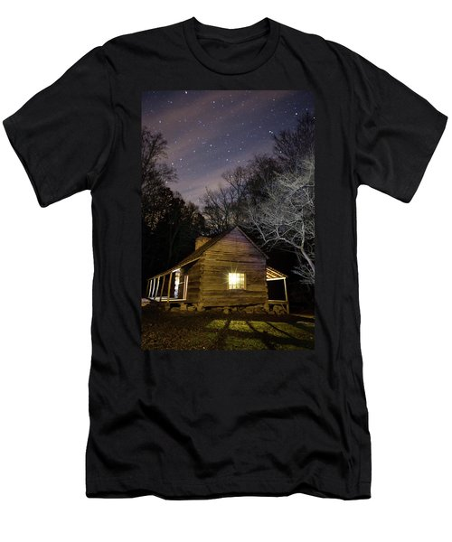 Ogle Cabin Men's T-Shirt (Athletic Fit)