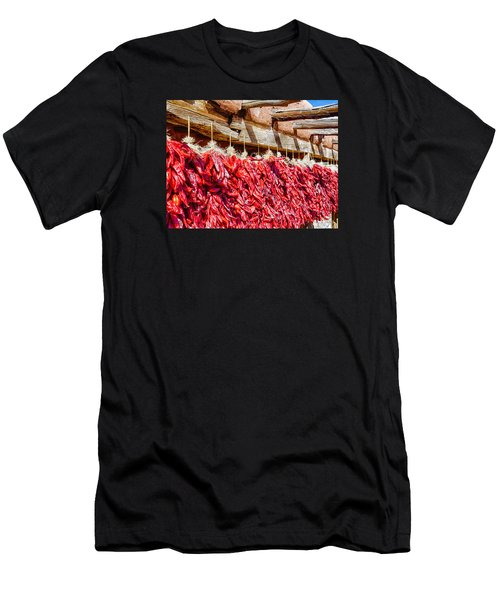 Men's T-Shirt (Athletic Fit) featuring the photograph Oh Chiles by Daniel George