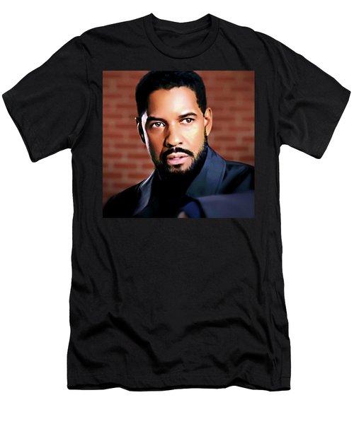 Oh, Lawd Denzel Men's T-Shirt (Athletic Fit)