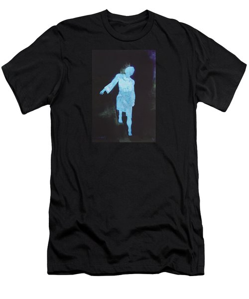 Oh That I Were An Angel  Men's T-Shirt (Athletic Fit)