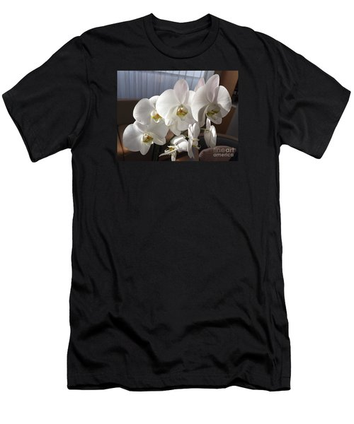 Oh Those Orchids Men's T-Shirt (Athletic Fit)