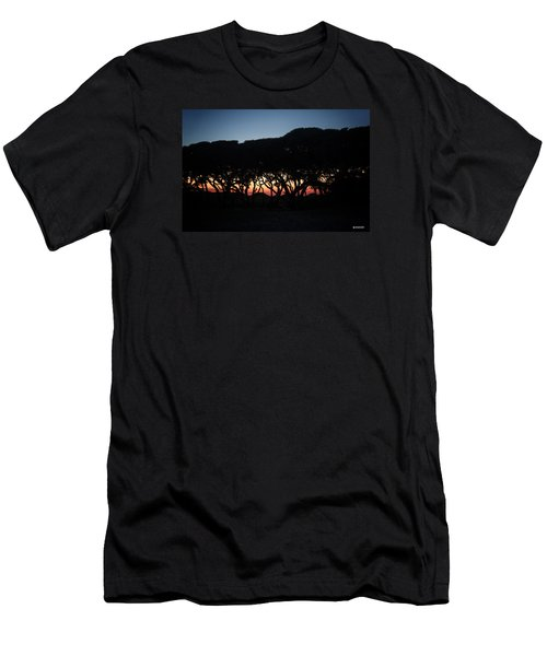 Oh Those Trees Men's T-Shirt (Athletic Fit)