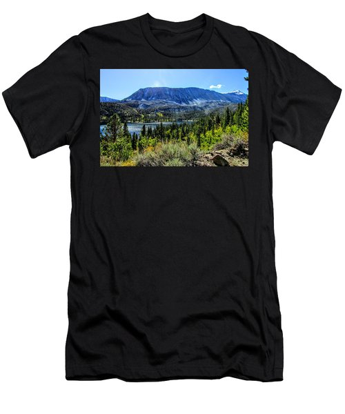 Oh What A View Men's T-Shirt (Athletic Fit)