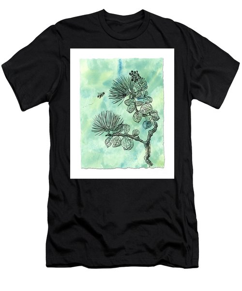 Ohia Lehua Men's T-Shirt (Athletic Fit)