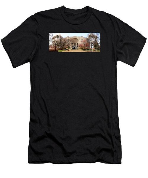 Ohio Stadium Entrance  8955 Men's T-Shirt (Athletic Fit)