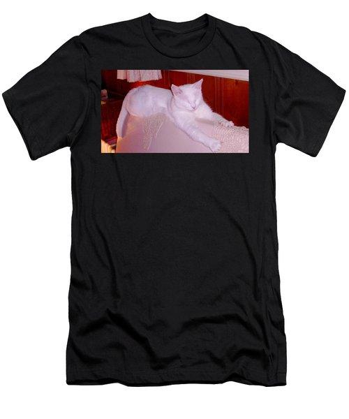 Ohmmmmm Men's T-Shirt (Athletic Fit)