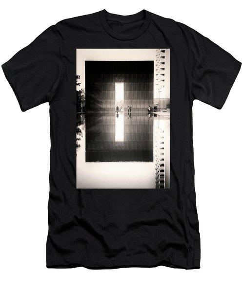 Oklahoma City Memorial Men's T-Shirt (Athletic Fit)