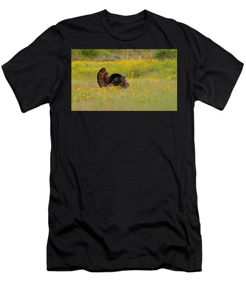 Oklahoma Wildlife Men's T-Shirt (Athletic Fit)