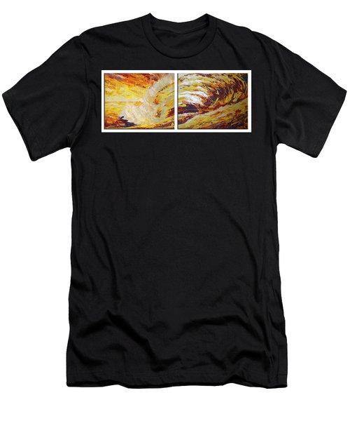 Ola Del Sol Men's T-Shirt (Athletic Fit)