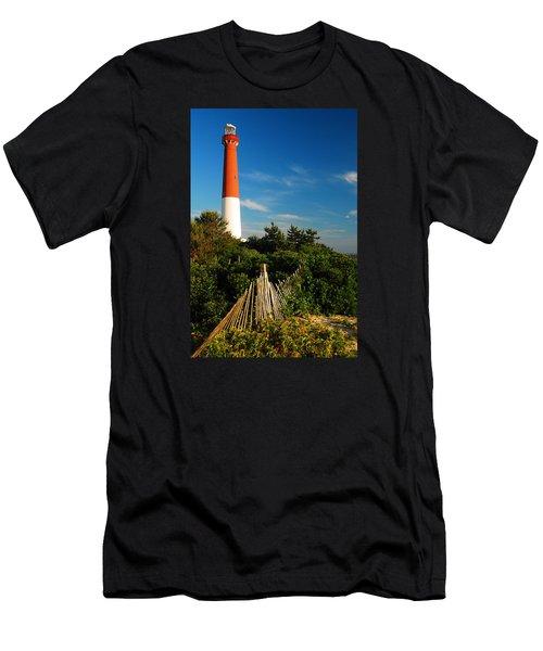 Old Barney Men's T-Shirt (Athletic Fit)