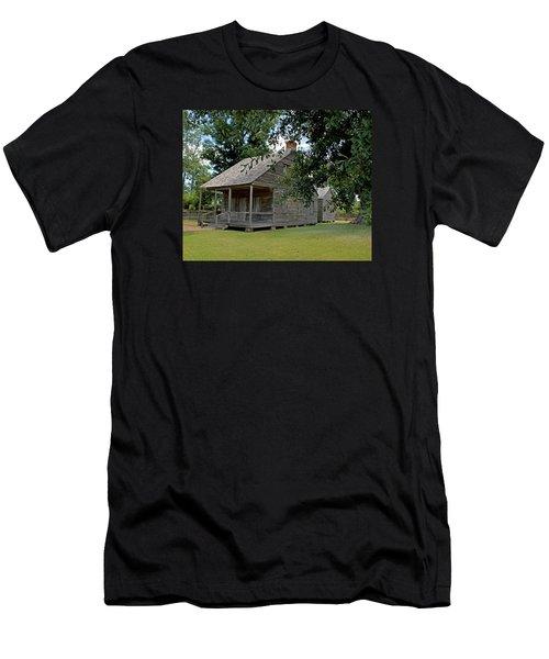 Old Cajun Home Men's T-Shirt (Athletic Fit)