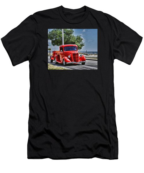 Old Car 2 Men's T-Shirt (Athletic Fit)