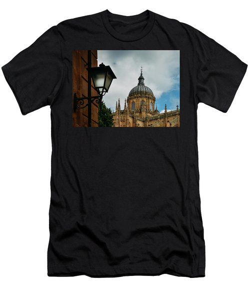 Old Cathedral, Salamanca, Spain  Men's T-Shirt (Athletic Fit)