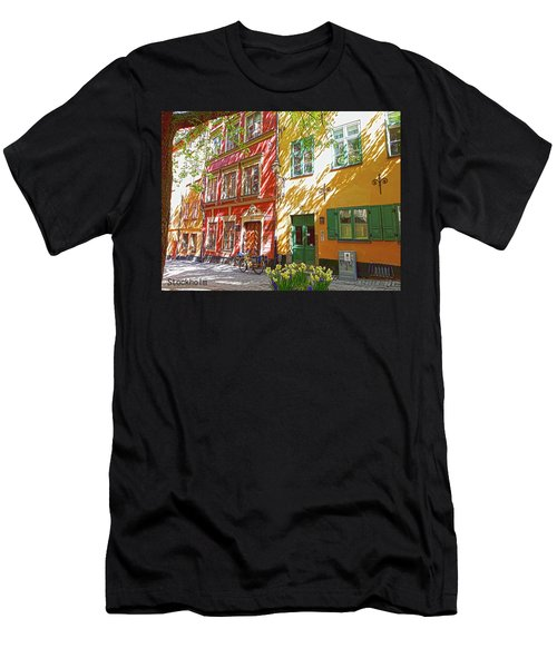 Old City Men's T-Shirt (Athletic Fit)