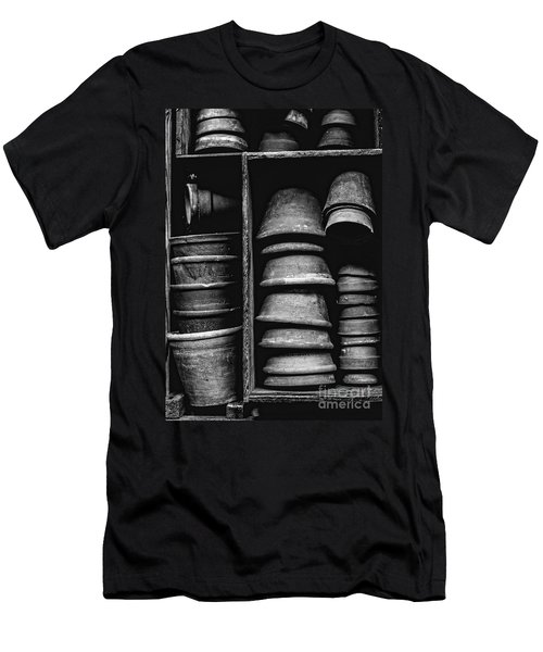 Old Clay Pots Men's T-Shirt (Athletic Fit)