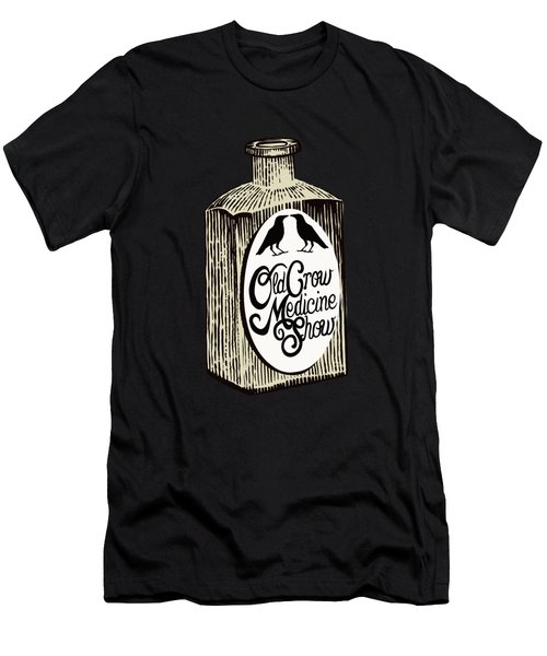Old Crow Medicine Show Tonic Men's T-Shirt (Athletic Fit)